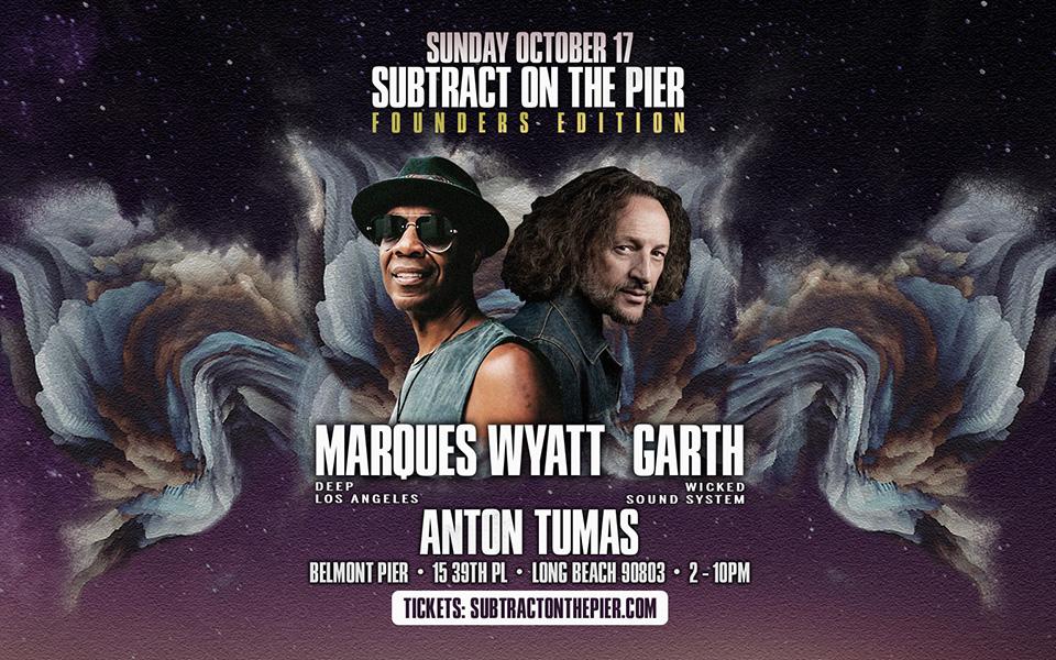 Subtract On The Pier   Marques Wyatt & Garth